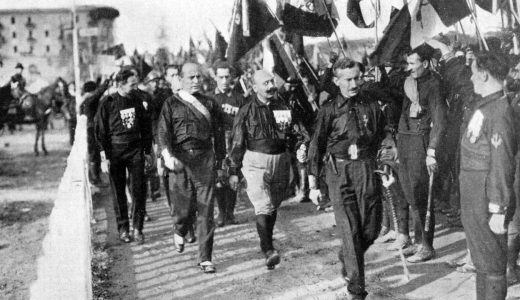 イタリアのファシズム ─ 政策・共産主義・世界恐慌・ムッソリーニ・ローマ進軍・ラテラノ条約【なぜ&理由を簡単に解説】