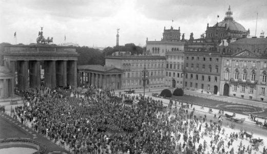 第一次世界大戦後のヨーロッパ ─ イギリス・フランス・ドイツ・東欧諸国・国際関係・国際秩序【世界史】