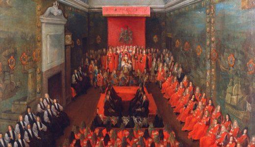 イギリス議会の歴史&発展 ─ マグナ=カルタ(大憲章)・模範議会・ジェントリ