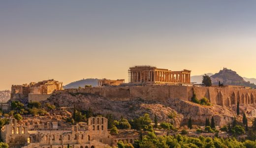 ギリシャのポリス ─ 特徴・意味・政治形態・アテネ・スパルタ・アクロポリス・重装歩兵【世界史】