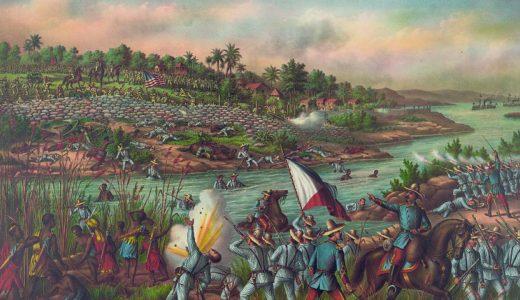 帝国主義時代のアメリカ ─ アメリカ=スペイン戦争・門戸解放・カリブ海政策・・パナマ運河開通【わかりやすく解説】