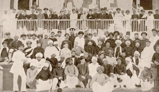 インドの民族運動 ─ 理由・指導者・イギリス・インド国民会議・ベンガル分割令・四大綱領