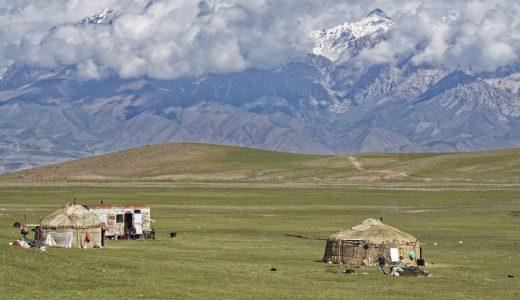 【世界史】遊牧民の歴史 ─「モンゴル帝国」の流れを簡単に解説